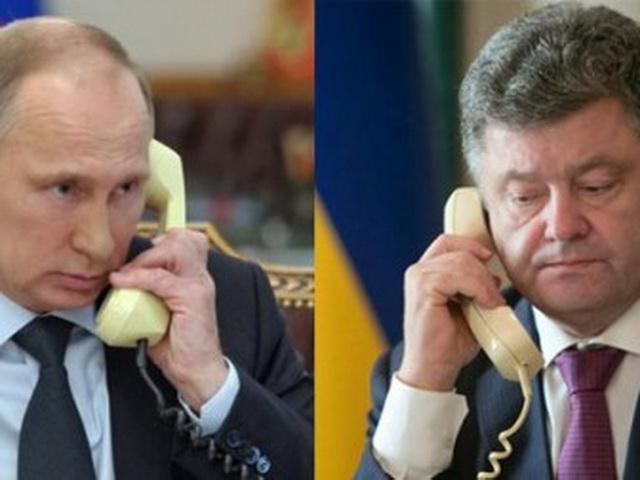 Порошенко пообещал помочь Путину