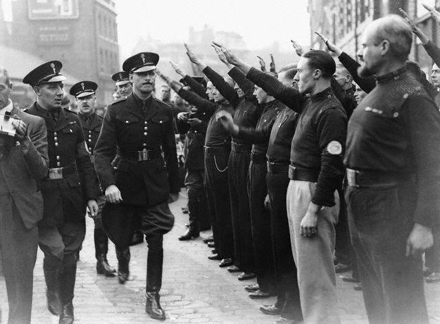 Британские корни гитлеровского фашизма