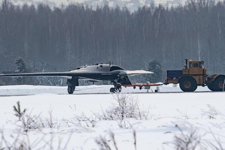 Новый российский стелс‐беспи…