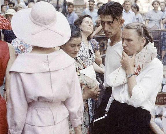 Christian Dior: как прошел первый визит в Москву в 1959 году
