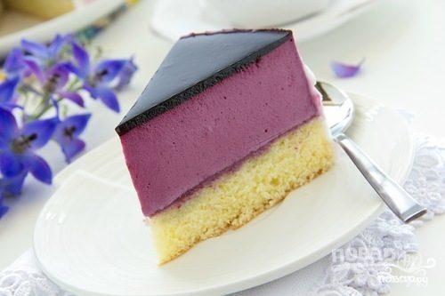 Суфле для торта