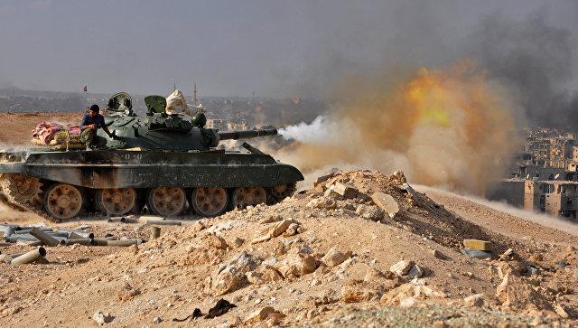 Новости Сирии. Сегодня 26 ноября 2017