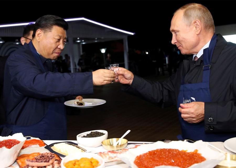 О новом ноже в спину Владимира Путина