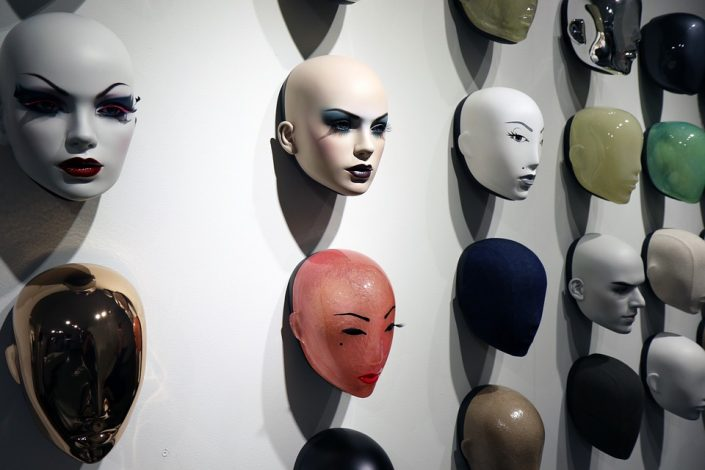 13 масок зависти