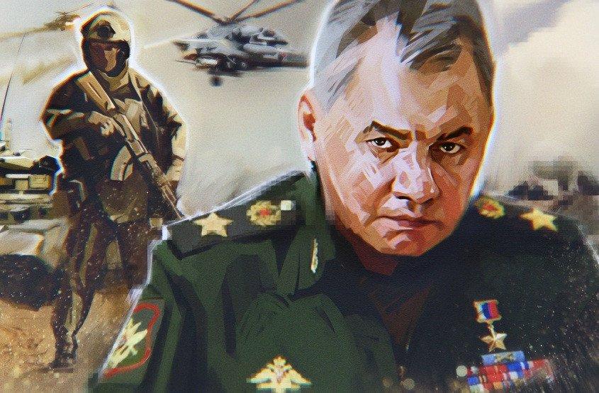 «Будет как с Украиной»: Шойгу всегда есть чем ответить на американские провокации в море
