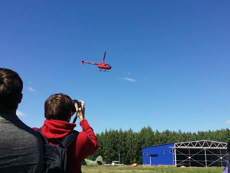 Римзиль Валеев: «От современных реалий иногда хочется улететь на вертолете...»