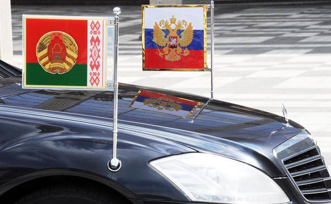 Путин едет к Лукашенко стави…
