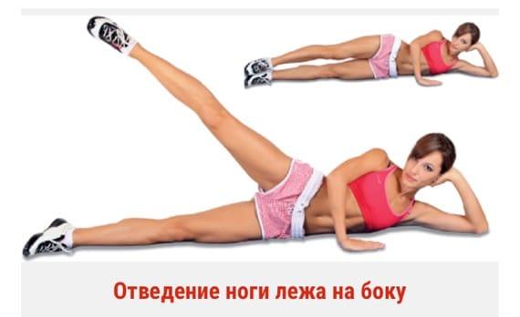 Накачать ляшки упражнения в домашних условиях