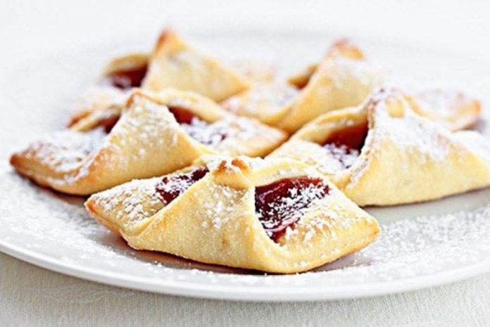 Печенье «бабочка» -лакомство для всей семьи