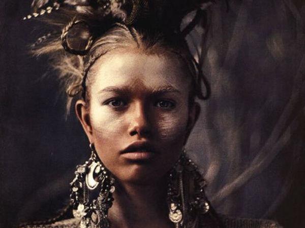 Дикие духом: создаем образ в стиле племенной шик