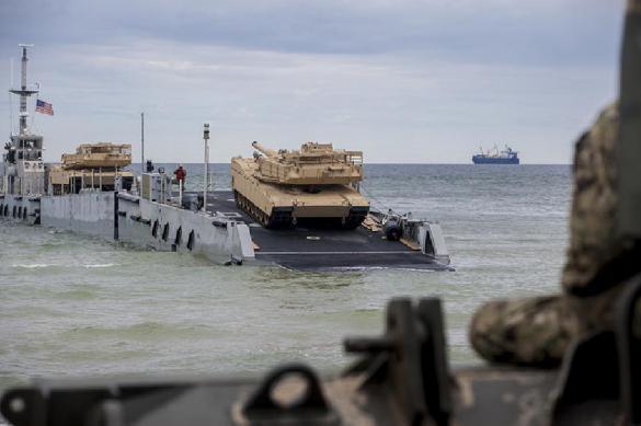 Atlantic Resolve: США запускает план «Барбаросса» против России