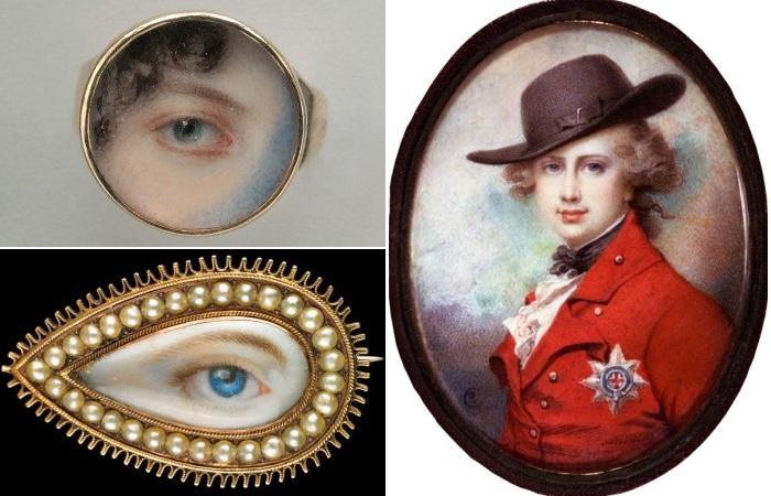 Как любовные похождения британского принца привели к появлению забавной миниатюры
