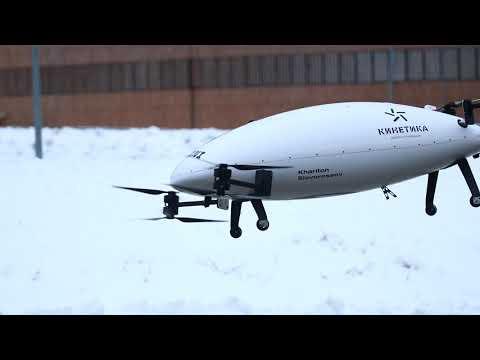 Дружно смеялись все: Прототип созданного в «Сколково» аэротакси за 12 лямов упал в сугроб после взлета