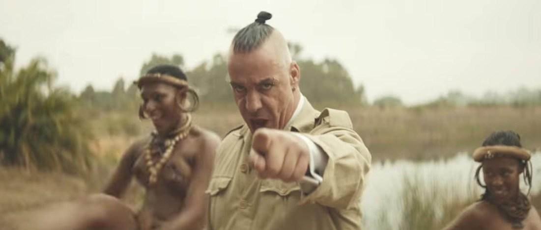 Картинки по запроÑу Rammstein - Ausländer (Official Video)