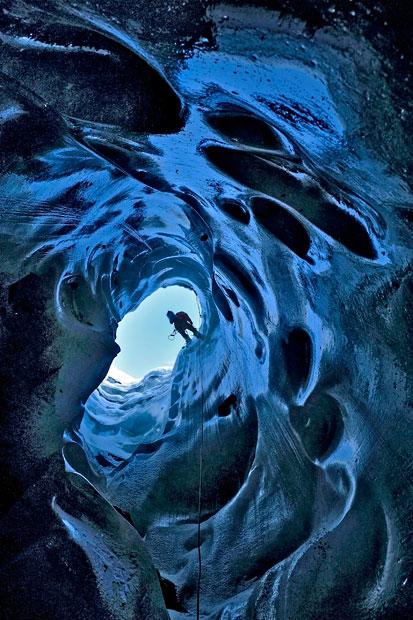 gorner 12 Ледяные пещеры ледника Горнер