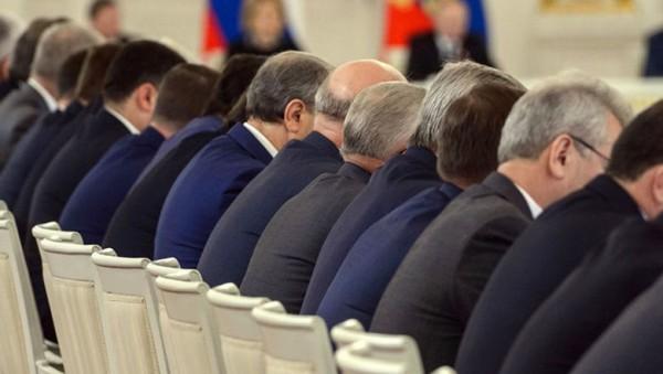 В России сократят губернатор…