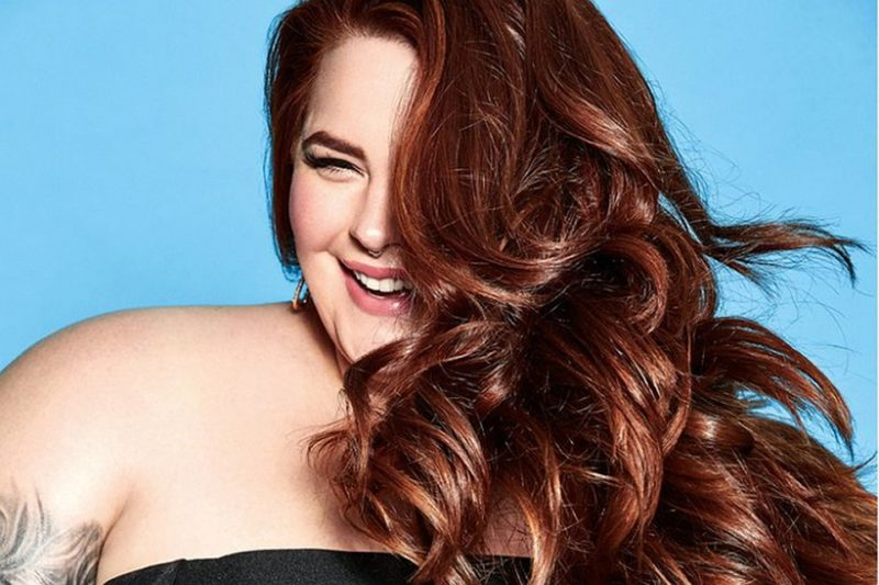 «Можете не переживать насчет моей жирной задницы»: 150-килограммовая Тесс Холлидей на обложке Cosmopolitan