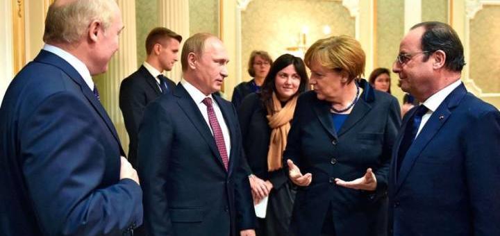 Кремль согласовал премьера Украины