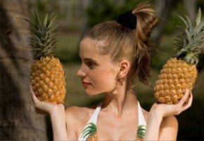 Меню для похудения с помощью ананаса