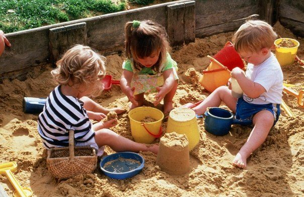 5 болезней, которые можно подхватить в песочнице