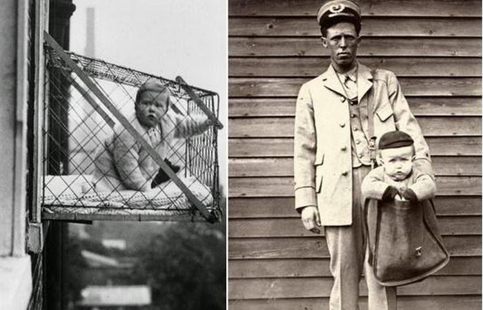 Столетие назад с детьми делали вещи, за которые сегодня можно сесть в тюрьму