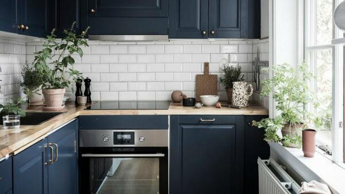 Что делать с маленькой кухне…
