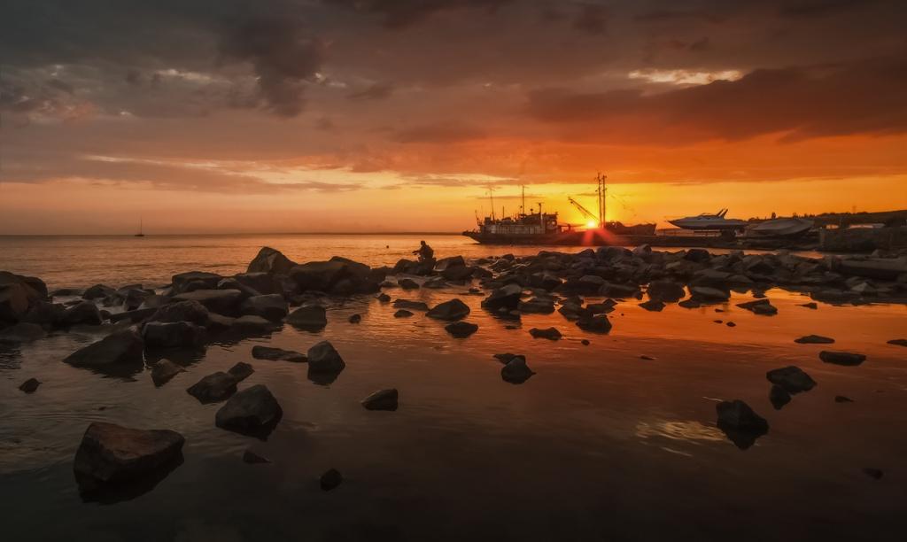 Азовское море — самое удалённое от Мирового океана