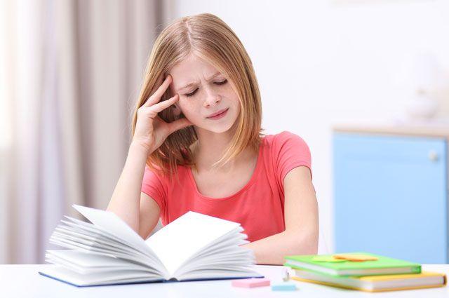 Перегрузки на уроках? От чего болит голова у школьника