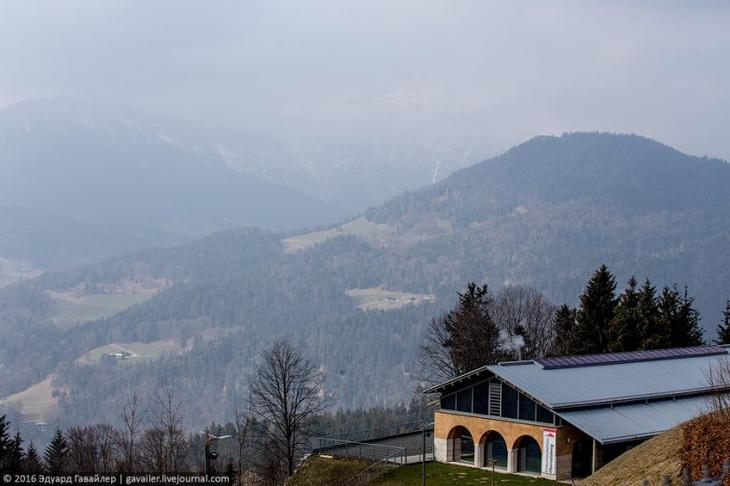 Вилла Гитлера в Альпах