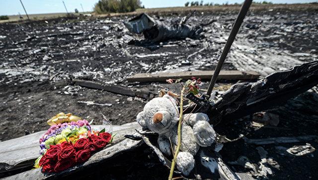 Нидерланды отказались рассекречивать часть докуме.нтов по катастрофе МН17