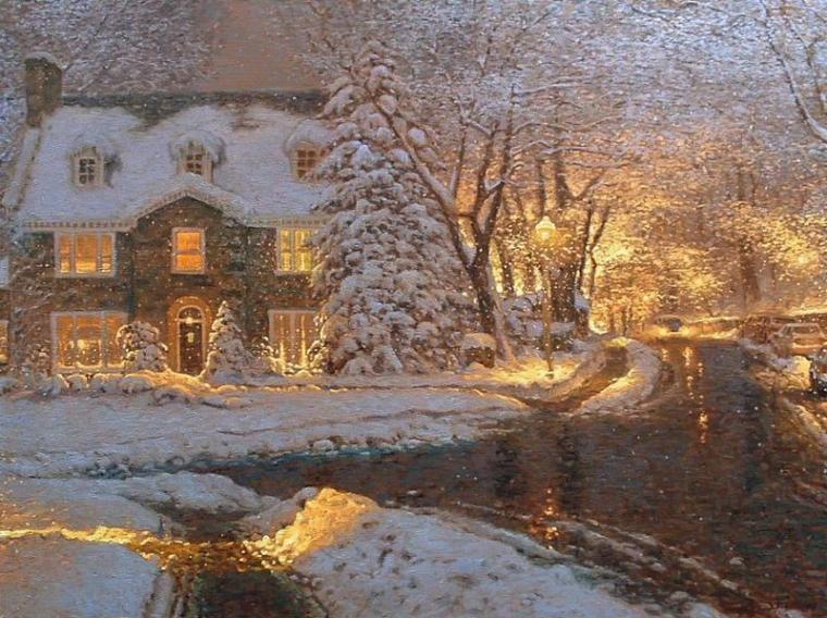 Зимняя сказка Ричарда Савойя