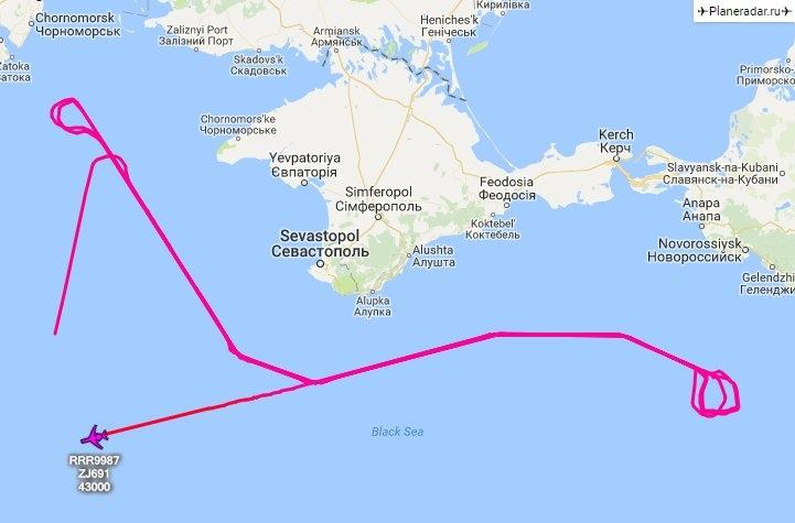 Опять подглядывали за Крымом
