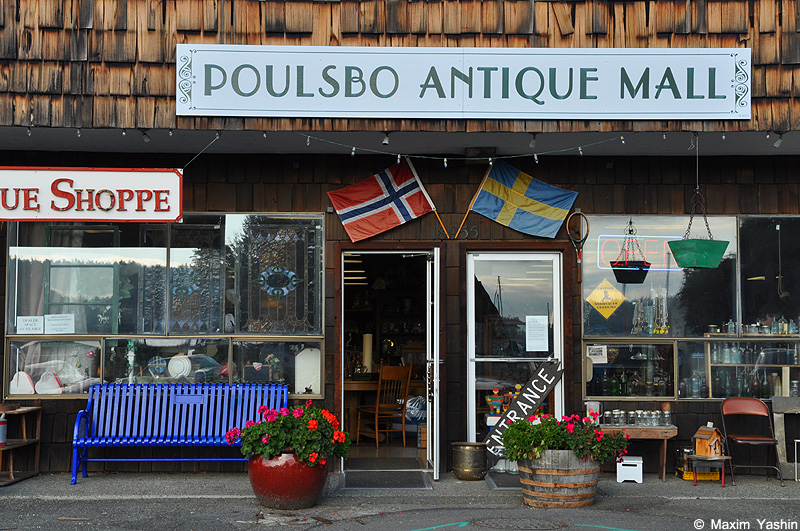 Antiques shops 12 Антикварные магазины в США