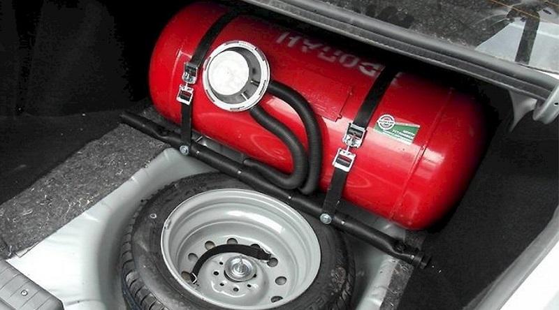 ГИБДД упростила перевод автомобилей на газ