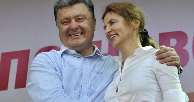 Правда о Марине Порошенко уб…
