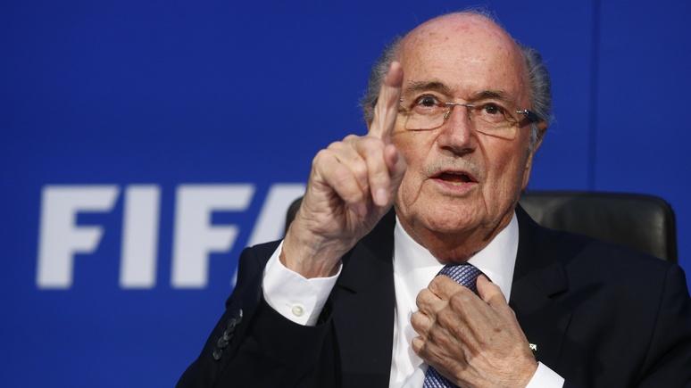 Йозеф Блаттер: чемпионаты мира по футболу не покупаются