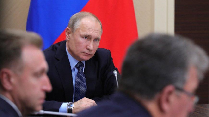 Путин высоко оценил уровень развития Коломны...