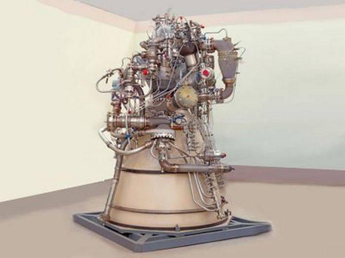 В Роскосмосе заявили о разработке кислородно-метанового ракетного двигателя