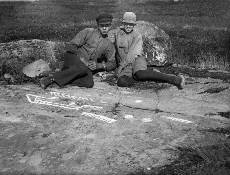 Викинги и рунные камни (часть 2)