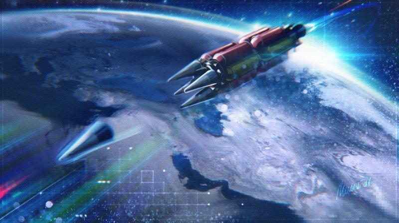 Эксперт объяснил, почему Трамп заявил о серьёзном отставании от РФ и Китая в создании космических сил