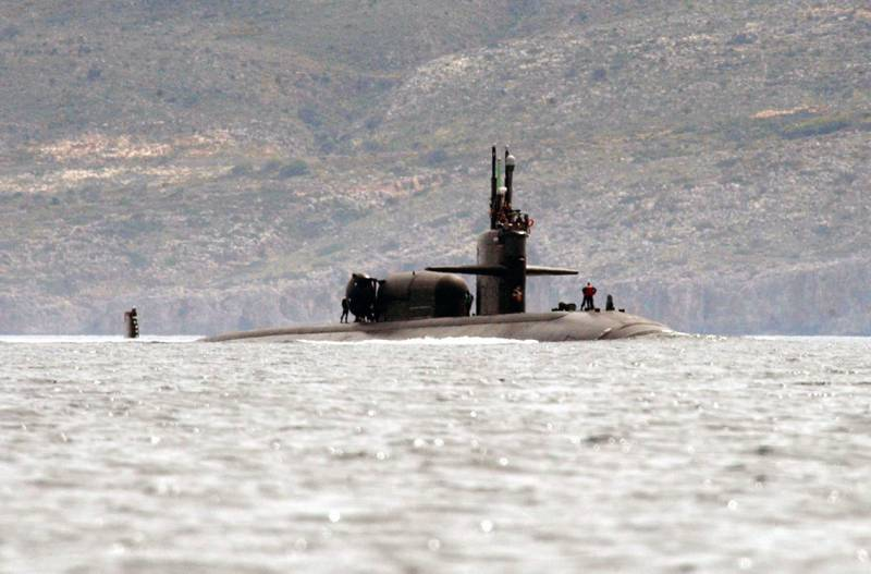 Последний поход субмарины ВМС США «Даллас»