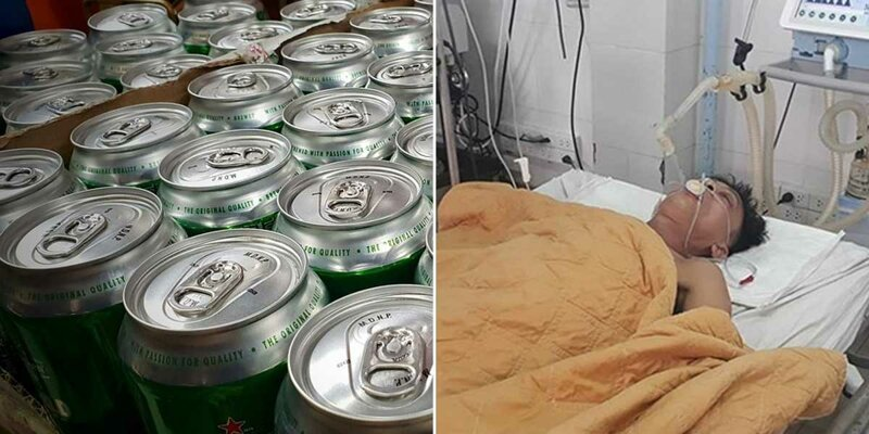 5 литров пива спасли пациента от неминуемой смерти
