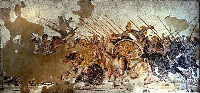 В ущельях до сих пор бродит Александр Македонский