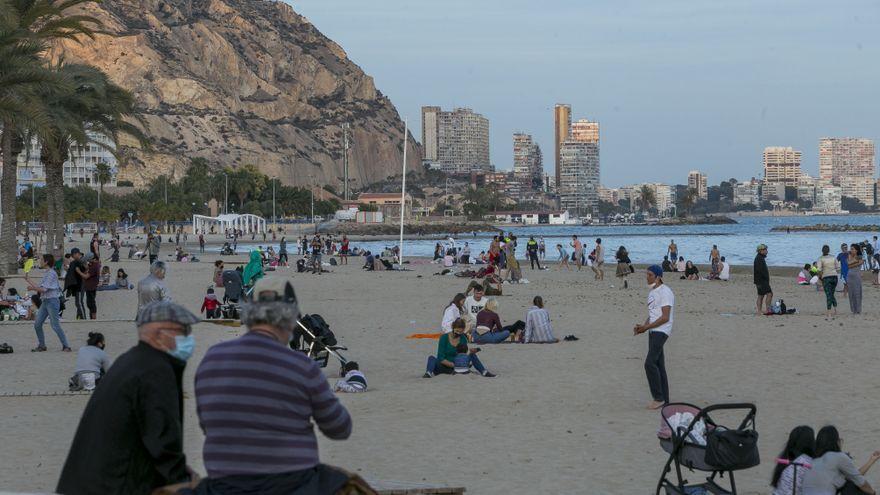 Аликанте — новая реальность, Испания