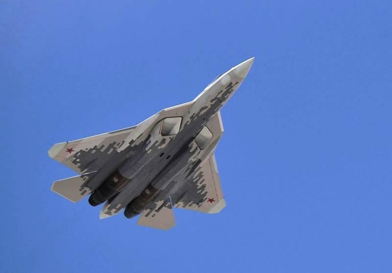 СМИ назвали Су-57 «идеальным…