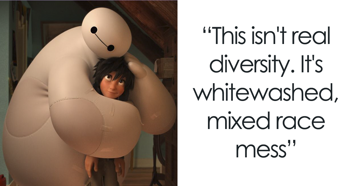 Someone Accuses Disney Of Racism, Gets Shut Down In The Most Epic Way