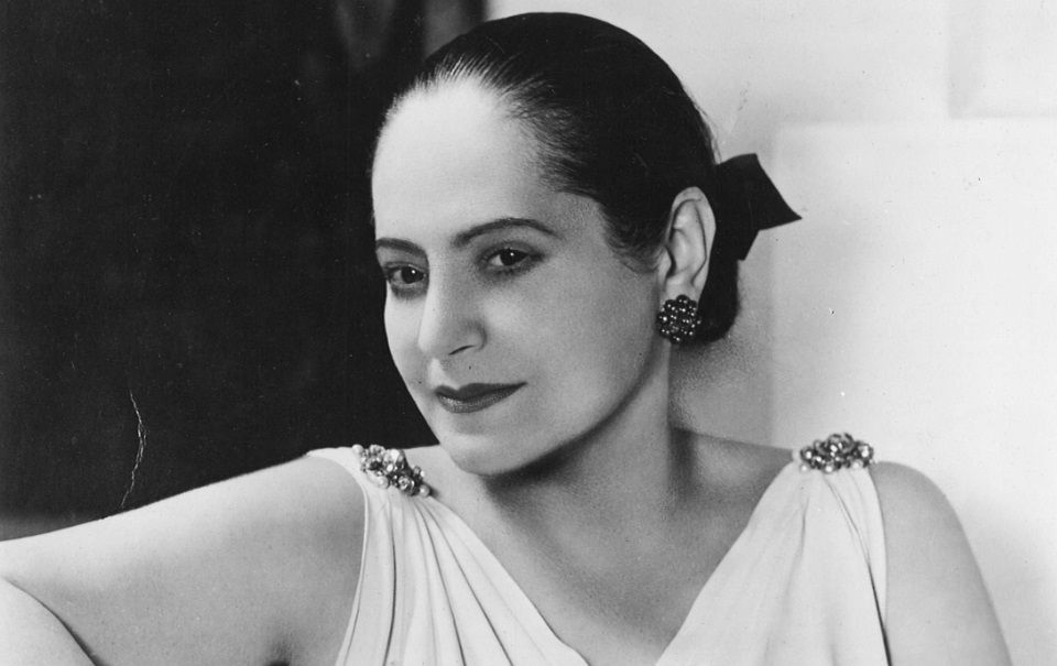 Элена Рубинштейн: императрица косметики