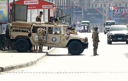 В Египте уничтожили 30 причастных к теракту в мечети боевиков