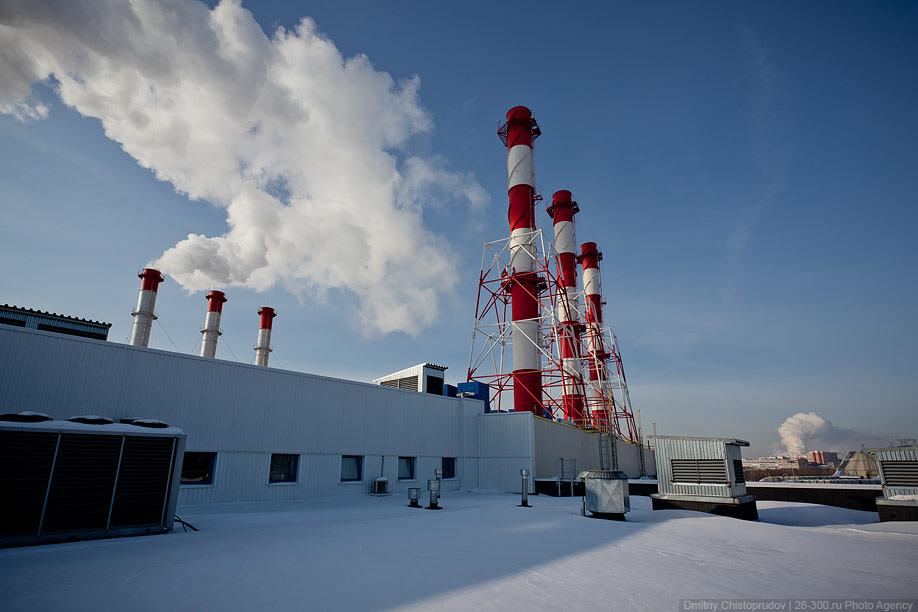 2830 Как украсть новейшую газотурбинную теплоэлектростанцию?