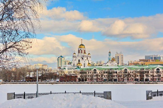Американец о визите в Екатеринбург: «Такие места делают из вас настоящих мужчин»